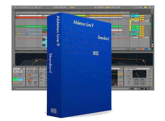 Ableton Live 9 Standard Upgrade From Lite