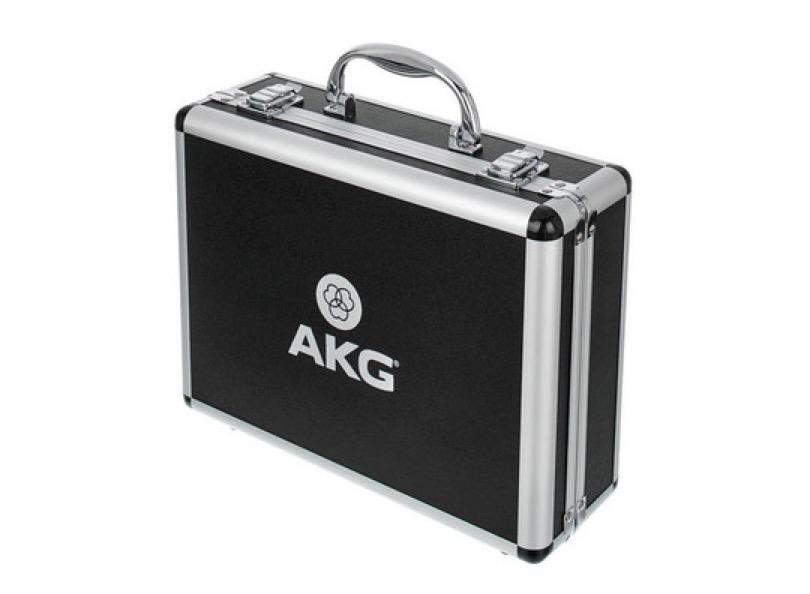 Akg C214 Box Closed