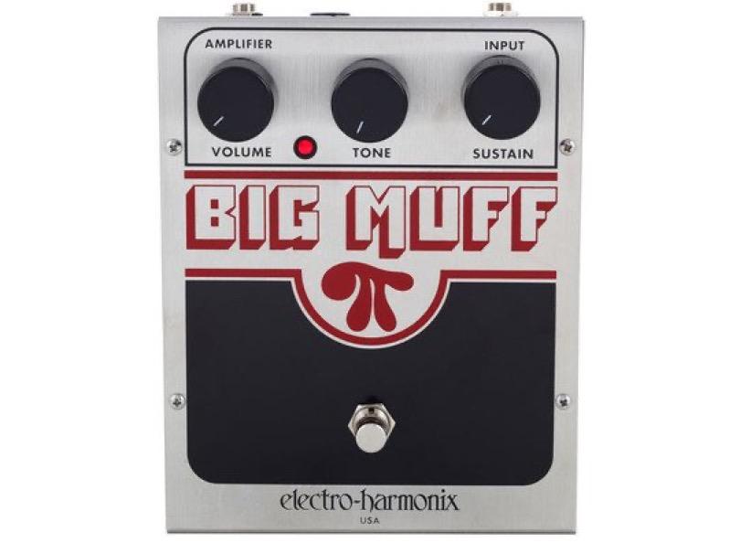 Electro Harmonix Big Muff Top
