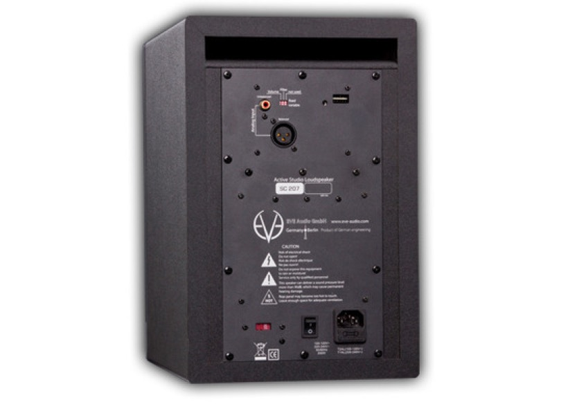 Eve Audio Sc207 Rear