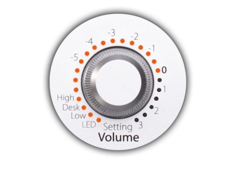 Eve Audio Sc207 Volume Control