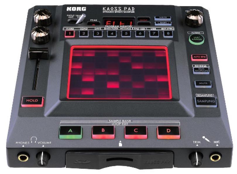 Korg - Kaoss Pad 3