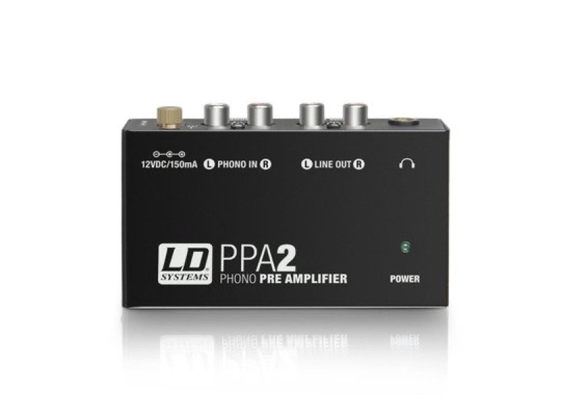 Ld Systems Ppa 2 Phono Pre Amplifier