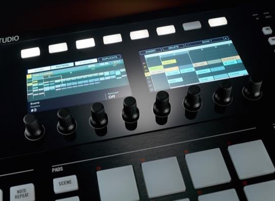 Native Instruments - Maschine Studio - Détail #5