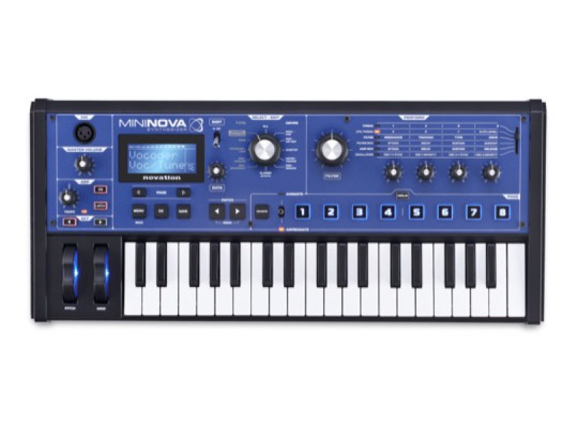Novation - MiniNova - Top