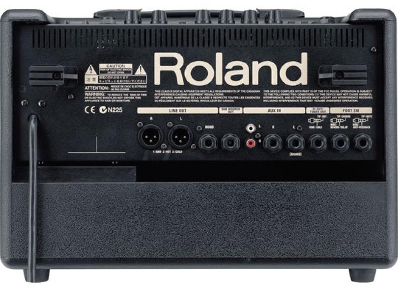 Roland Ac 60 Back