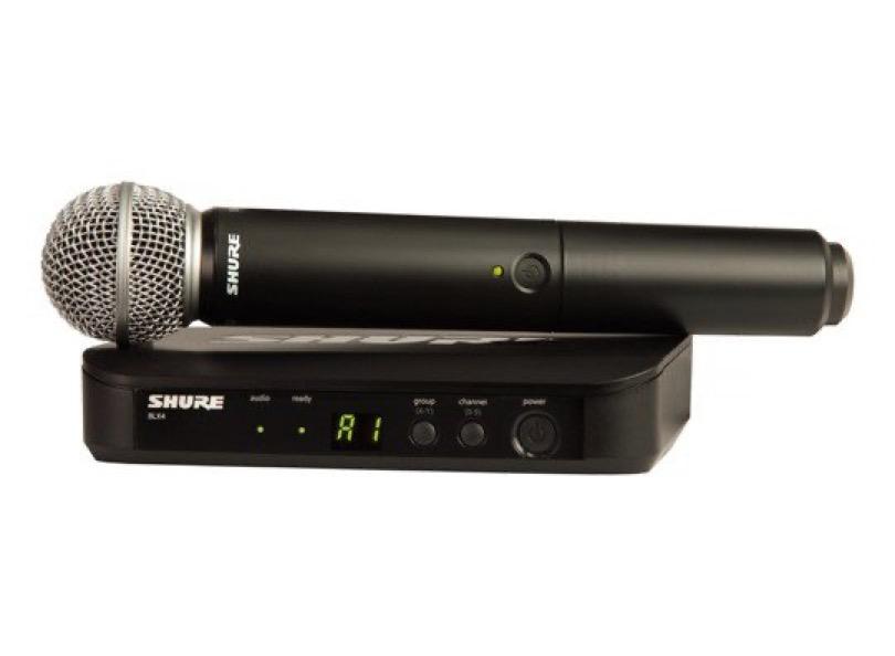 Shure - BLX24 SM58