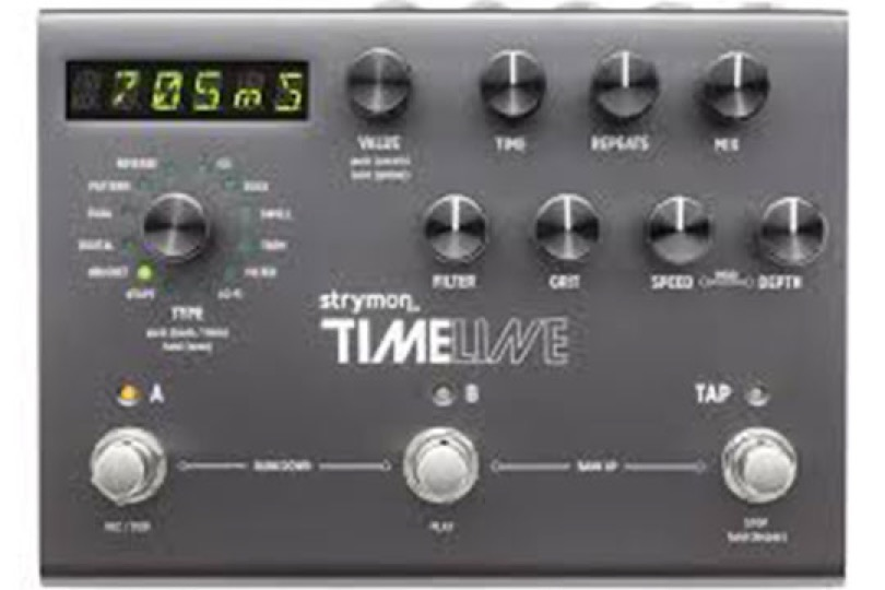 Strymon Time Line