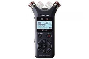 tascam-dr-07x-mics-position-front